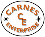 "Carnes Enterprise, where ""no job is too small."""